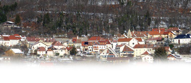 Saint-Firmin l'hiver